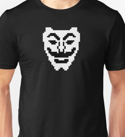 Fsociety Mask (Mr. Robot) Unisex T-Shirt