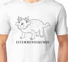 Estemmenosuchus Unisex T-Shirt