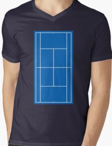 Court Mens V-Neck T-Shirt