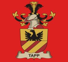 Tapp Coat of Arms (Austrian) Kids Clothes