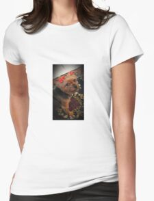 """My Sweet sweet Yorkie """" Princess♡ Womens Fitted T-Shirt"""