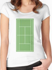 Court Women's Fitted Scoop T-Shirt