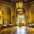 Interiors of the Grand Palace in Pavlovsk by LudaNayvelt