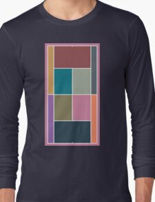 Court Pantone 2015 Long Sleeve T-Shirt
