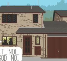 Privet Drive - Block Party Sticker
