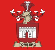 Torberg Coat of Arms (Austrian) Kids Clothes