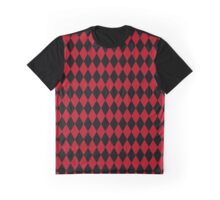 Jester Harley Quinn Graphic T-Shirt