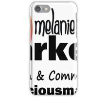 Melanie's Audacious Marketing iPhone Case/Skin