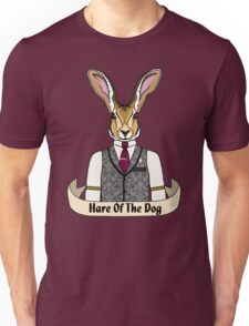 Hare Of The Dog Unisex T-Shirt