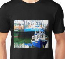 Irish Fishing Boats Unisex T-Shirt