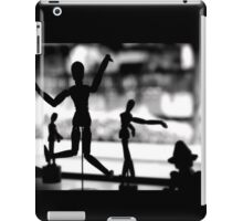 Wooden Puppet iPad Case/Skin