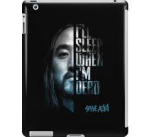Steve Aoki - shirt  iPad Case/Skin