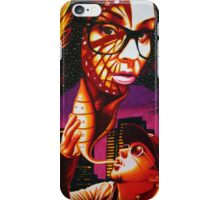 Kandi Darling Metamorphosis in Sharpie iPhone Case/Skin