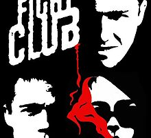 Fight Club Warhol by Domiwyvern