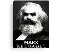 Marx reloaded Canvas Print