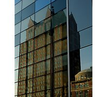 Reflection of Providence Photographic Print