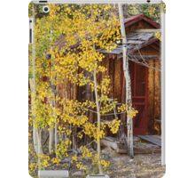 Mountain Hideaway iPad Case/Skin