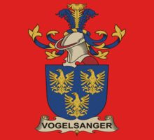 Vogelsanger Coat of Arms (Austrian) Kids Clothes