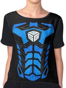 GadgetTribe Armor Chiffon Top