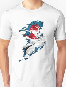 Kenshin Light Blue Unisex T-Shirt