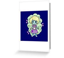 Zombella Greeting Card
