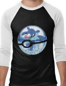 Popplio Men's Baseball ¾ T-Shirt