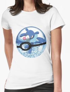 Popplio Womens Fitted T-Shirt