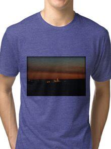 Nightshift Autumn Tri-blend T-Shirt