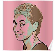 June Jordan Poster