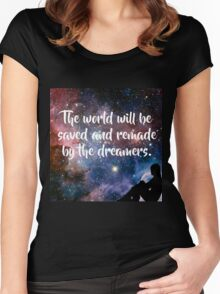EoS: Dreamers Women's Fitted Scoop T-Shirt
