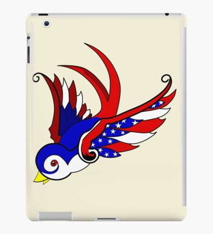Bird Tattoo iPad Case/Skin
