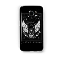 Pharah Justice Reigns Tarot Card Samsung Galaxy Case/Skin