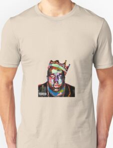 Biggie in Color Unisex T-Shirt
