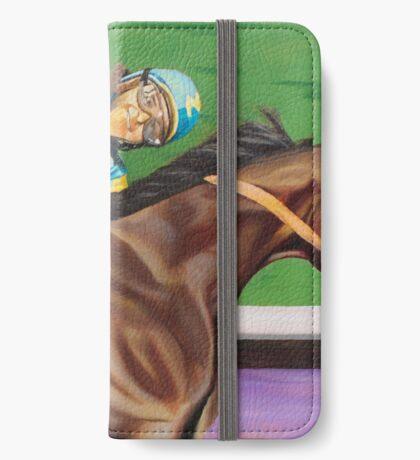 American Pharoah iPhone Wallet/Case/Skin