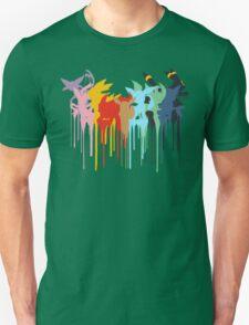 Pokemon: Eeveelution T-Shirt