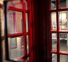 Telephone Thing (3) by Mandy Kerr