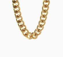 Gold Chain Unisex T-Shirt