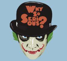 A Clockwork Clown - Serious Droog Kids Clothes