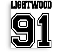 Lightwood 91 - for LIGHT Canvas Print