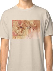 Coffee Daisies Classic T-Shirt