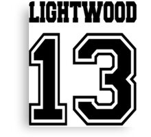 Lightwood 13 - for LIGHT Canvas Print