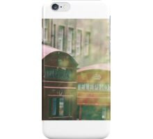 Telephone Thing (4) iPhone Case/Skin