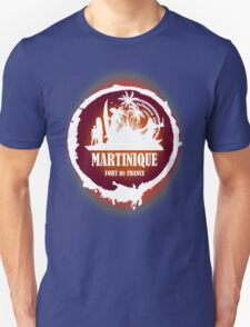 Fort de France Summer Time T-Shirt