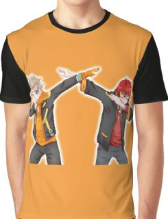 LOOK AT MY DAB // Spark and 707 Graphic T-Shirt