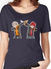 LOOK AT MY DAB // Spark and 707 Women's Relaxed Fit T-Shirt