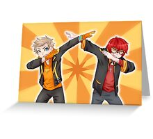 LOOK AT MY DAB // Spark and 707 Greeting Card