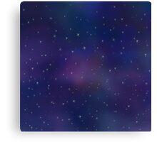 Mystical Sky Canvas Print