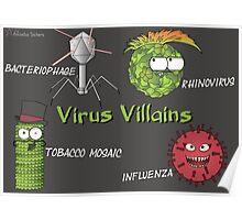 Virus Villains Poster