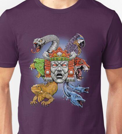 Hidden Temple Unisex T-Shirt