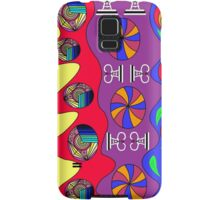 Psychedelic Daydreams Samsung Galaxy Case/Skin